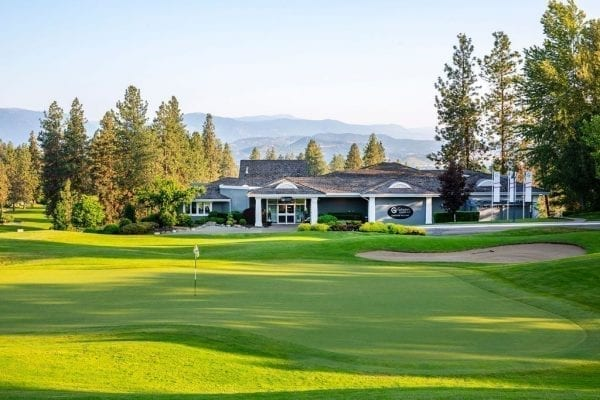 Lisa Longball Gallagher Golf Club Clubhouse 1