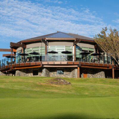 Lisa Longball Olympic Golf Club Clubhouse
